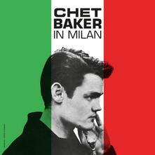 In Milan - Vinile LP di Chet Baker
