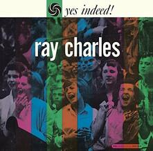 Yes Indeed - Vinile LP di Ray Charles