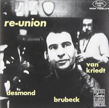 Re-Union - Vinile LP di Dave Brubeck