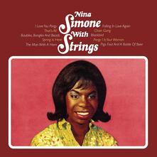Nina Simone with Strings - Vinile LP di Nina Simone