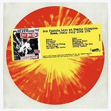 Live at Stadio Olimpico Roma, Italy - Vinile LP di Sex Pistols