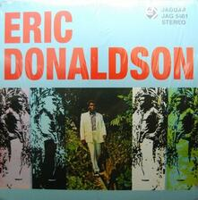 Eric Donaldson - Vinile LP di Eric Donaldson