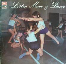 Listen Move and Dance - Vinile LP di Daphne Oram