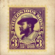 The Unique - Vinile LP di Thelonious Monk
