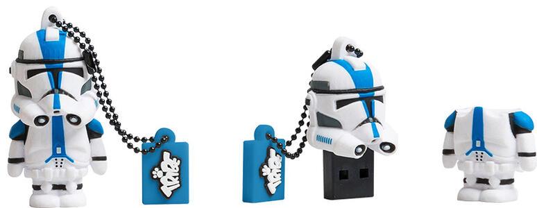 Chiavetta USB Tribe 8GB Star Wars. 501st Clone Trooper - 3