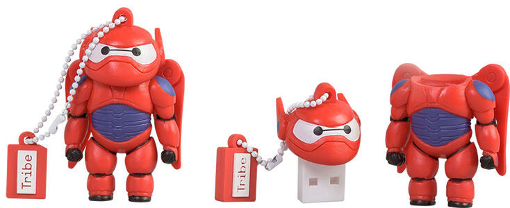 Chiavetta USB 8GB Disney Pixar. Armored Baymax - 2