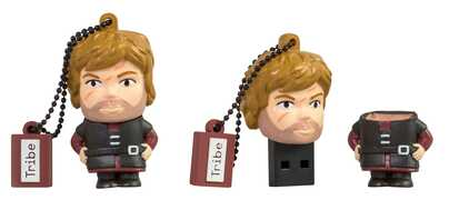 Idee regalo Chiavetta USB 16GB Game of Thrones. Tyrion Lannister Tribe