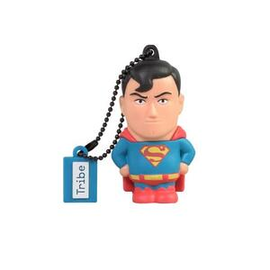 Tribe DC comics Superman unità flash USB 16 GB 2.0 Connettore USB di tipo A Multicolore