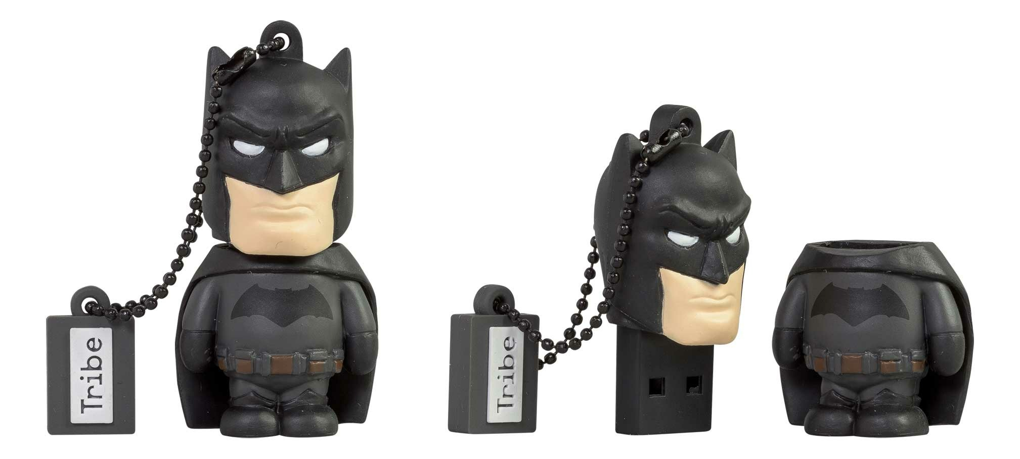 Tribe Tech A Brand Of Maikii Memrias Usb Personalizadas Headphones Batman 8055742129429