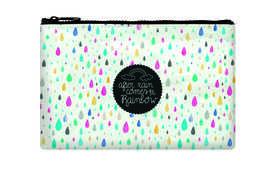 Idee regalo Pochette Zipper Pouch Funky Collection. After Rain Legami