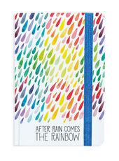 Cartoleria Taccuino Legami Photo Notebook large a righe. Goccioline. After Rain Legami