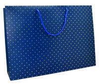Cartoleria Sacchetto regalo Gift Bag Extra Large. Blue Legami
