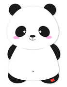 Idee regalo Lavagna magnetica Something to Remember Magnet Board. Panda Legami