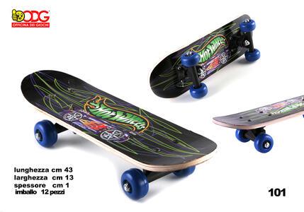 Skateboard Piccolo Cm 43 - 4