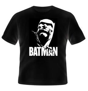 T-Shirt unisex Batman. Miller Dark Knight Face