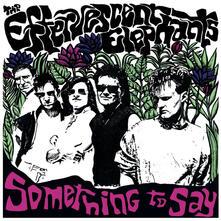 Something to Say (Coloured Vinyl) - Vinile LP di Effervescent Elephants