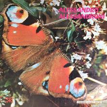 Alessandro Alessandroni. Butterfly - Vinile LP di Alessandro Alessandroni