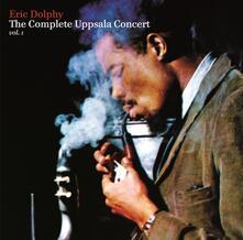 Complete Uppsala Concert vol.1 - Vinile LP di Eric Dolphy