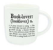 Idee regalo Tazza Buongiorno Mug Aphorism. Booklover Legami