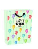 Cartoleria Sacchetto regalo Gift Bag Small. Balloons Legami