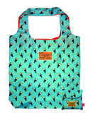 Cartoleria Borsa pieghevole Funky Collection. Toucans Legami