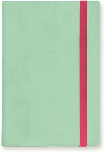 Taccuino Legami My Notebook small a righe. Verde acqua