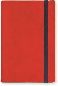 Cartoleria Taccuino Legami My Notebook small a pagine bianche. Rosso Legami