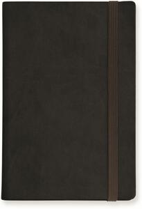 Cartoleria Taccuino Legami My Notebook medium a righe. Nero Legami
