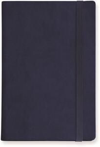 Cartoleria Taccuino Legami My Notebook medium a righe. Blu Legami