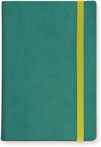 Cartoleria Taccuino Legami My Notebook medium a righe. Azzurro Legami