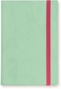 Cartoleria Taccuino Legami My Notebook medium a righe. Verde acqua Legami