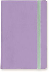 Cartoleria Taccuino Legami My Notebook medium a pagine bianche. Viola Legami