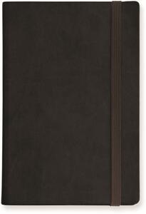 Cartoleria Taccuino Legami My Notebook large a righe. Nero Legami