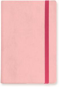 Cartoleria Taccuino Legami My Notebook large a pagine bianche. Rosa Legami