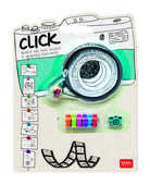 Idee regalo Click Photo Holder. Filo magnetico portafoto. Camera Legami