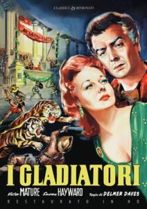 Film I gladiatori (Restaurato in HD) (DVD) Delmer Daves