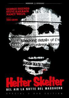 Film Helter Skelter. Bel Air la notte del massacro (Special Edition 2 DVD) Tom Gries