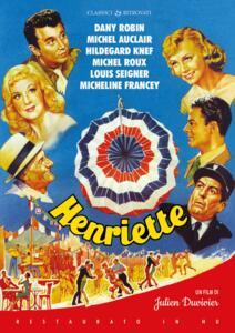 Film Henriette (Restaurato in HD) (DVD) Julien Duvivier