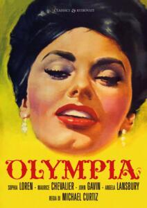 Film Olympia (DVD) Michael Curtiz