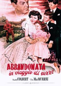 Film Abbandonata in viaggio di nozze (DVD) Claude Binyon