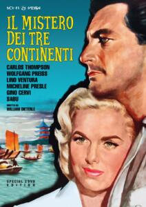 Film Il Mistero dei tre continenti (Special Edition) (2 DVD) William Dieterle