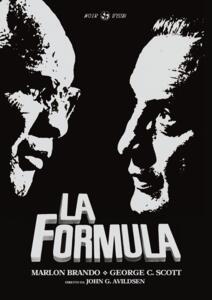 Film La formula (DVD) John C. Avildsen