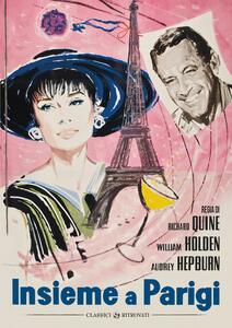 Film Insieme a Parigi (DVD) Richard Quine