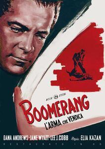 Film Boomerang. L'arma che vendica (Restaurato in HD) (DVD) Elia Kazan