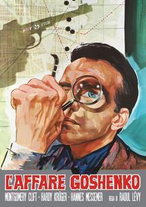 Film L' affare Goshenko (DVD) Raoul Levy