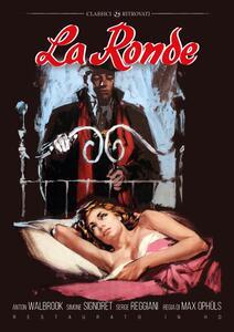 Film La ronde (Restaurato in HD) (DVD) Max Ophuls