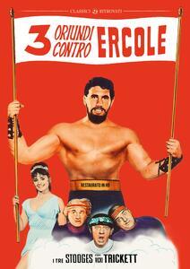 Film Tre oriundi contro Ercole (Restaurato in HD) (DVD) Edward Bernds