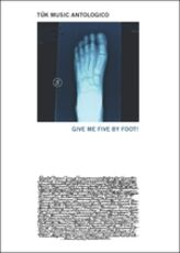 CD Give Me Five by Foot
