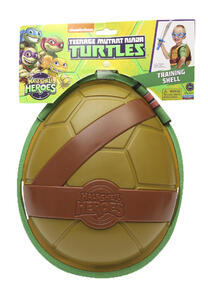 Guscio da Combattimento Tartarughe Ninja. Teenage Mutant Ninja Turtles Mini Heroes
