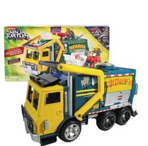 Veicolo Garbage Truck Tartarughe Ninja. Movie 2